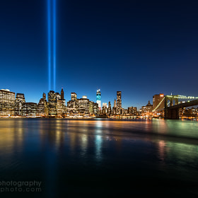The Tribute in Light by Alex Filatov (Filatov)) on 500px.com
