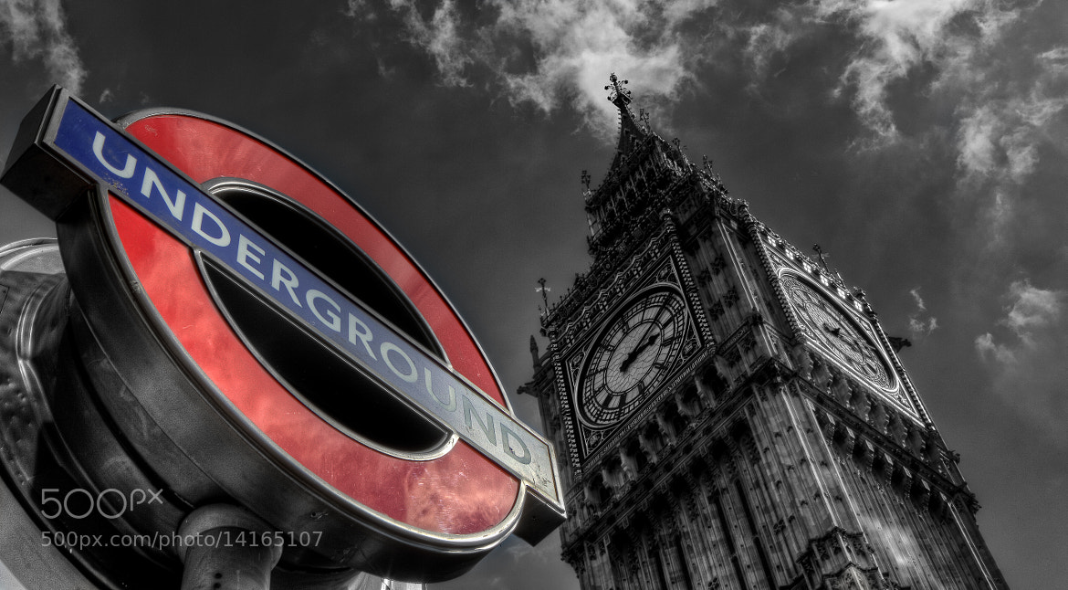 Photograph The Essence of London by Chris Muir on 500px