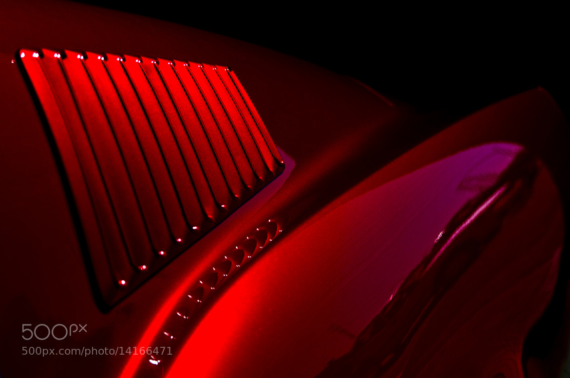 Photograph Redvent by Neil Banich on 500px