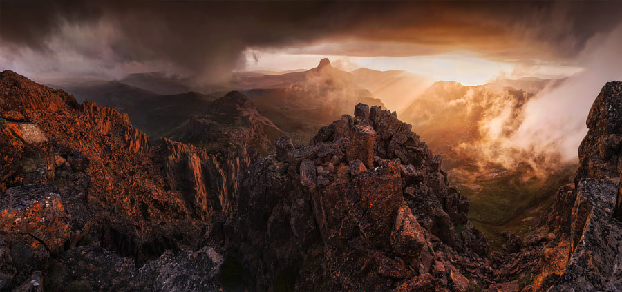 Mordor by Aaron Jones on 500px.com