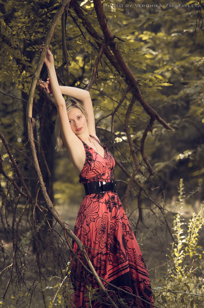 Photograph In the forest.. by Veronika Zhuravleva on 500px