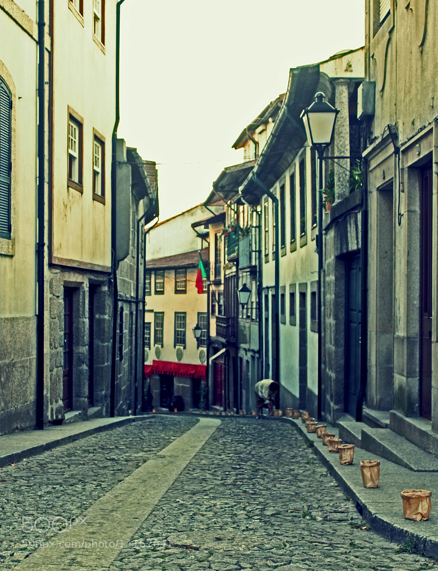 Photograph On the streets of Guimaraes by Samrat  Mukhopadhyay on 500px