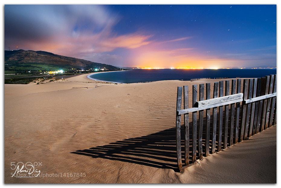 Photograph Long lights by Alonso Díaz on 500px