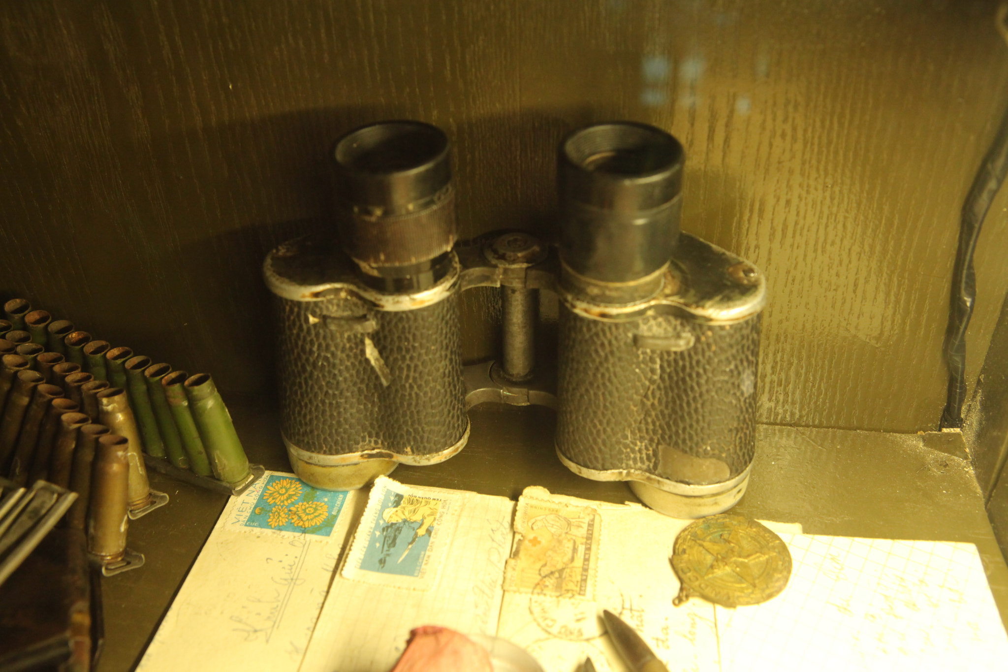 Photograph Old military binoculars by Duong Tuan Linh on 500px