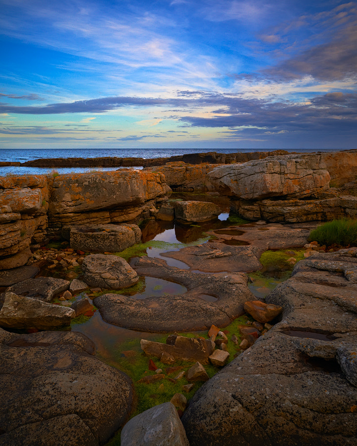 Photograph Brantevik coast, Skåne, Sweden. by Magnus Larsson on 500px