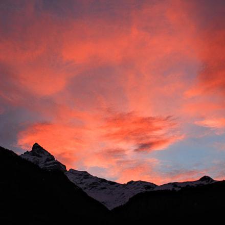 Sunrise, Cime de l'Est