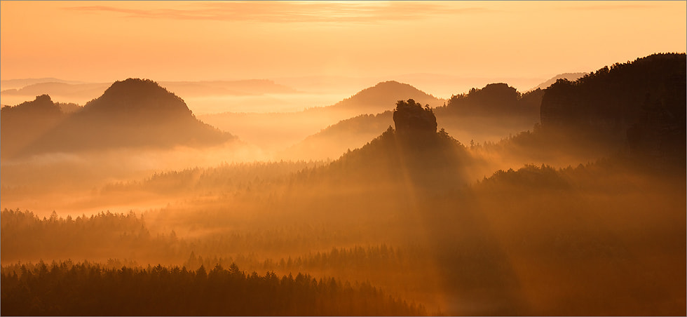 Photograph ...Saxon morning... by Petr Podhajsky on 500px