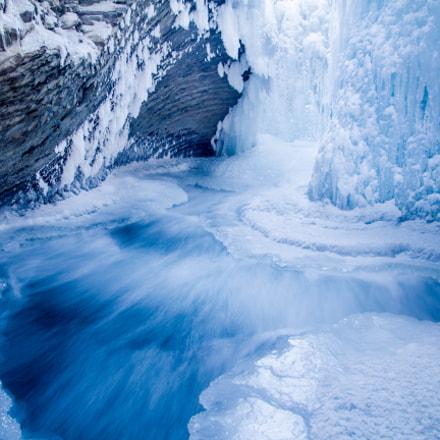Terrifying Frozen Beauty