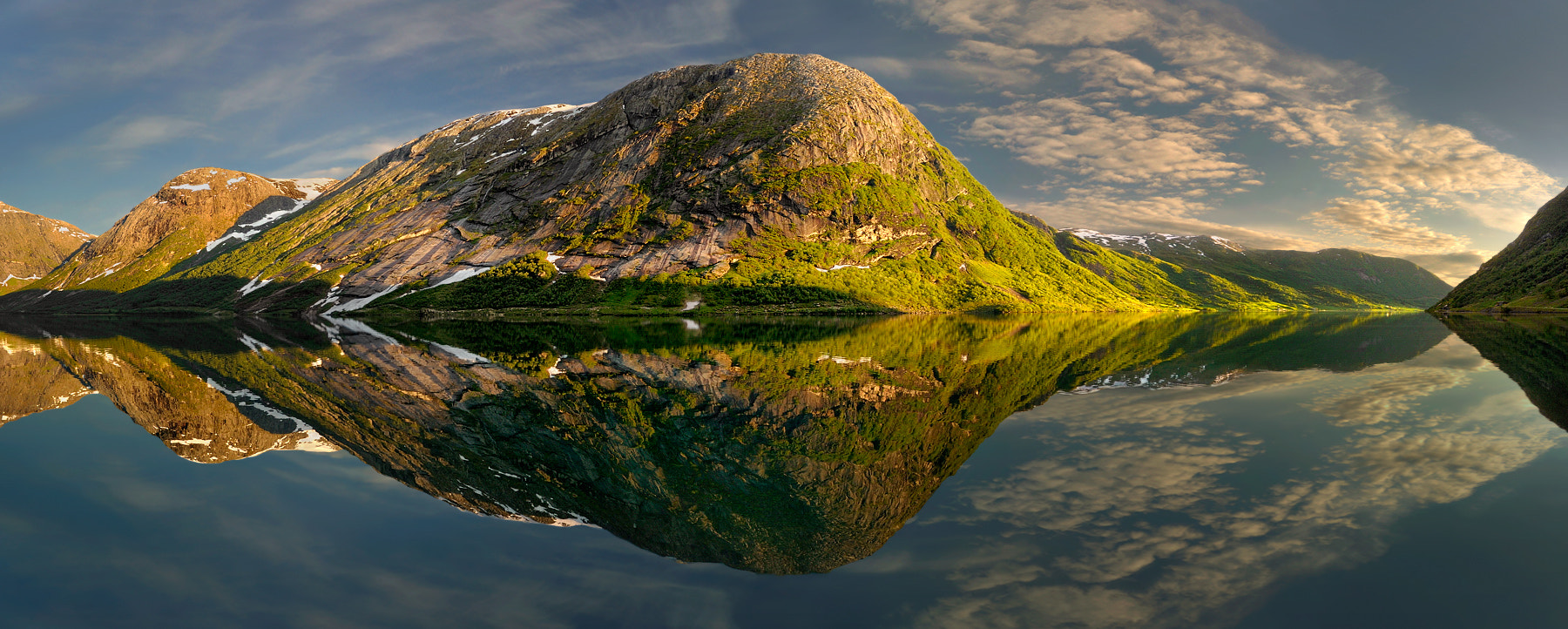 Photograph Two Faces of the Fjord... by Pawel Kucharski on 500px