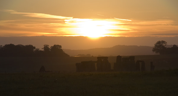 Photograph Stonehenge Dawn2 by Tony Oliver on 500px