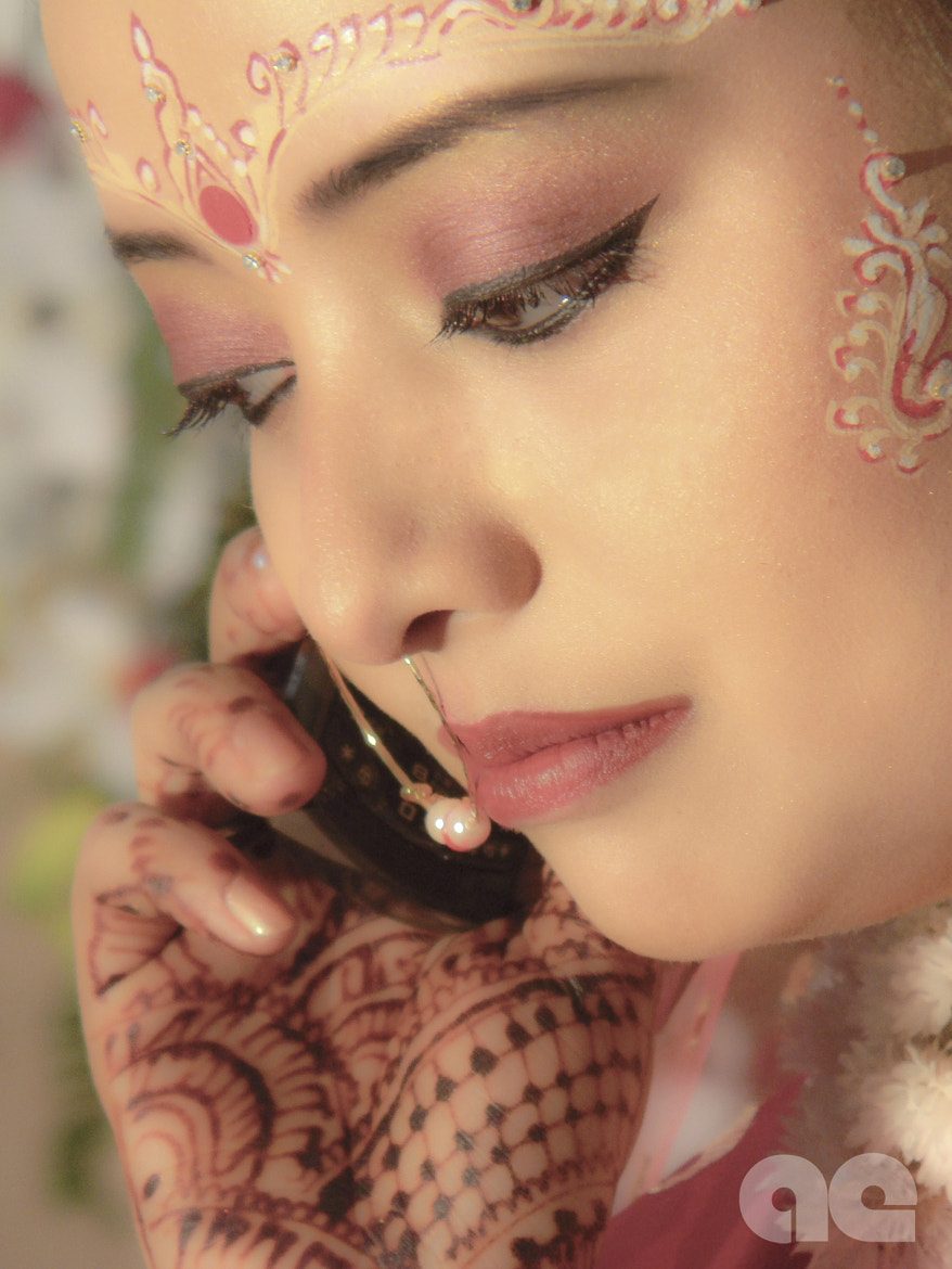 Photograph Busy Bride by Arghya Chatterjee on 500px