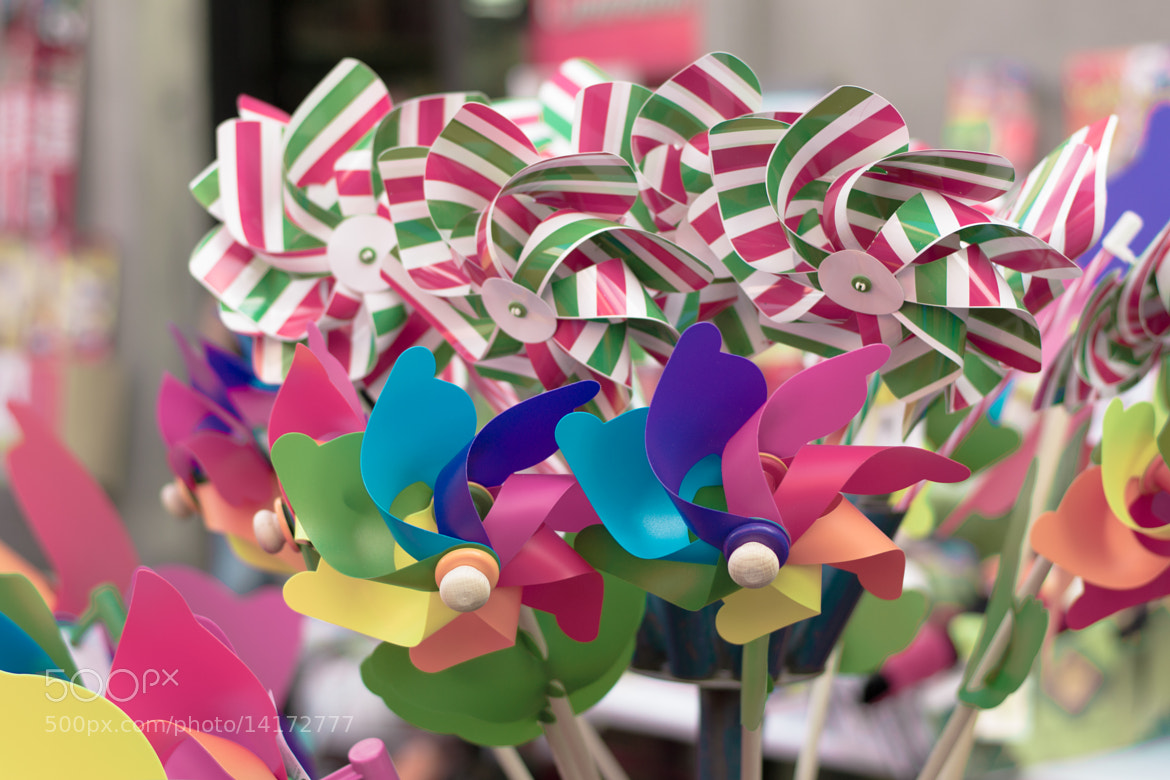 Photograph Assault of Pinwheels by Riccardo Bernardeschi on 500px