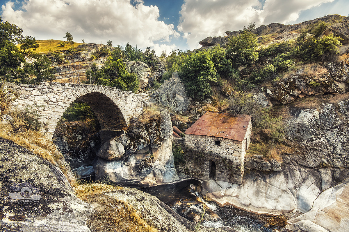 Photograph Old watermill by Ognen Bojkovski on 500px