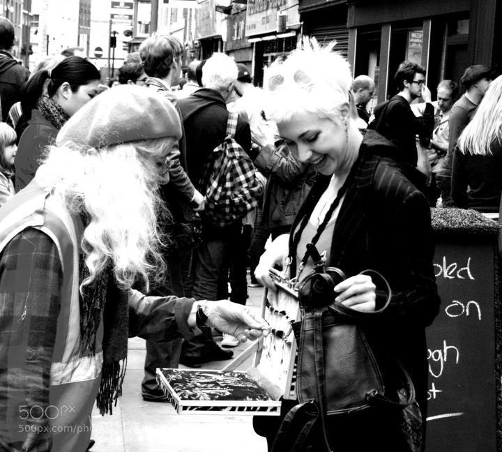 Photograph Brick Lane! by Astrid angel on 500px