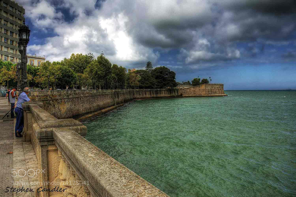 Photograph Sea Walls by Stephen Candler-Photography on 500px