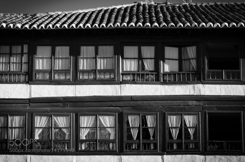 Photograph Almagro's Arcades by Enrico Maria Crisostomo on 500px