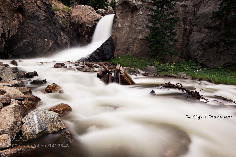 Photograph Boulder Falls by Ian Civgin on 500px