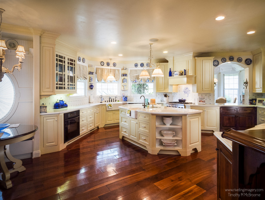Kitchen - Real Estate Photography Tim McBroome Redding Shasta County California