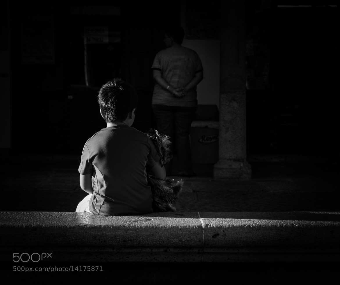 Photograph A Kid and his Pet by Enrico Maria Crisostomo on 500px