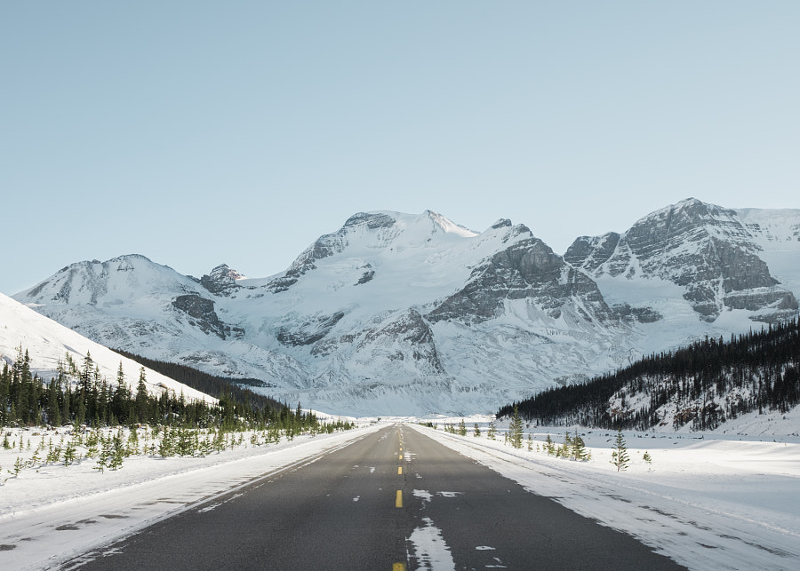 Exploring the Icefields Parkway, Alberta by Megan McLellan on 500px.com