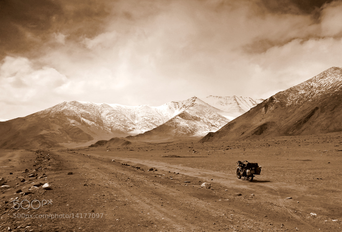 Photograph Riding top of world  by Akash Deep on 500px