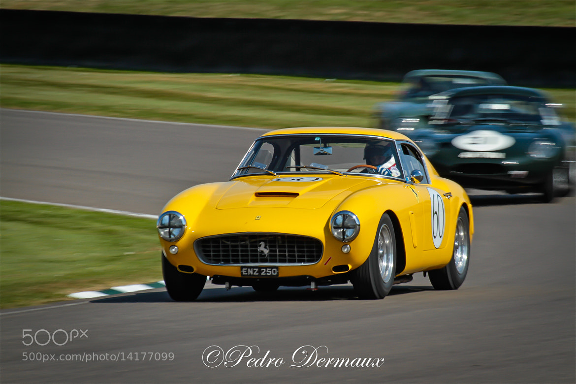 Photograph Ferrari 250 by Pedro Dermaux on 500px