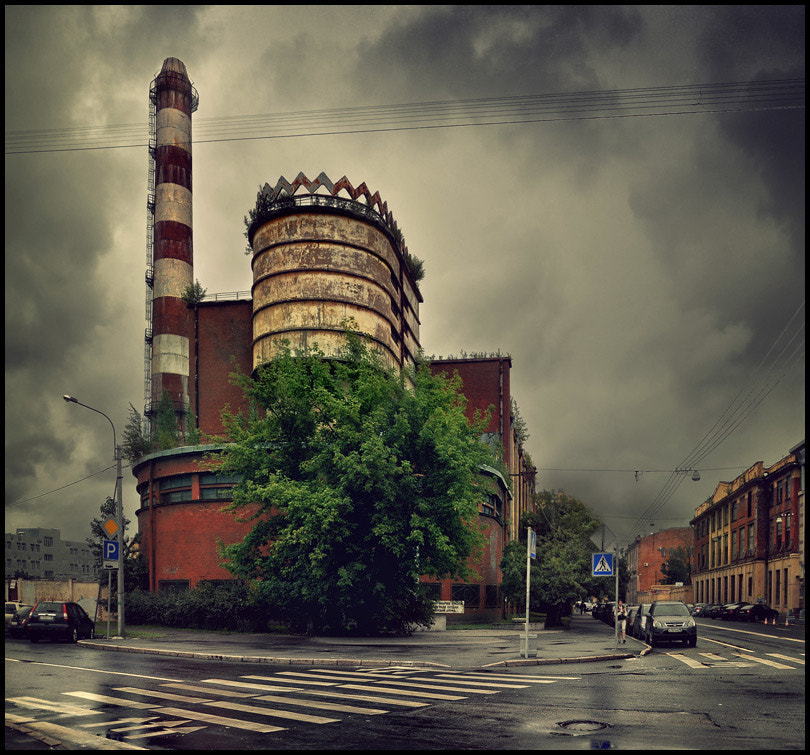 Photograph factory by Gennadi Blokhin on 500px