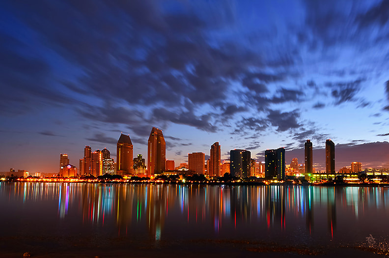 Photograph Before Sunrise by ATS TRAN on 500px