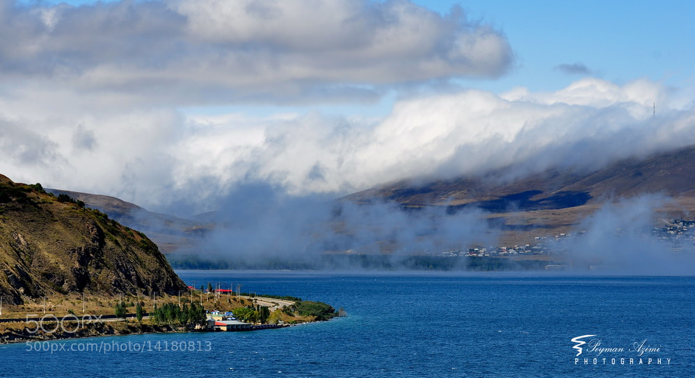 Photograph Sevan Lake by Peyman Az on 500px