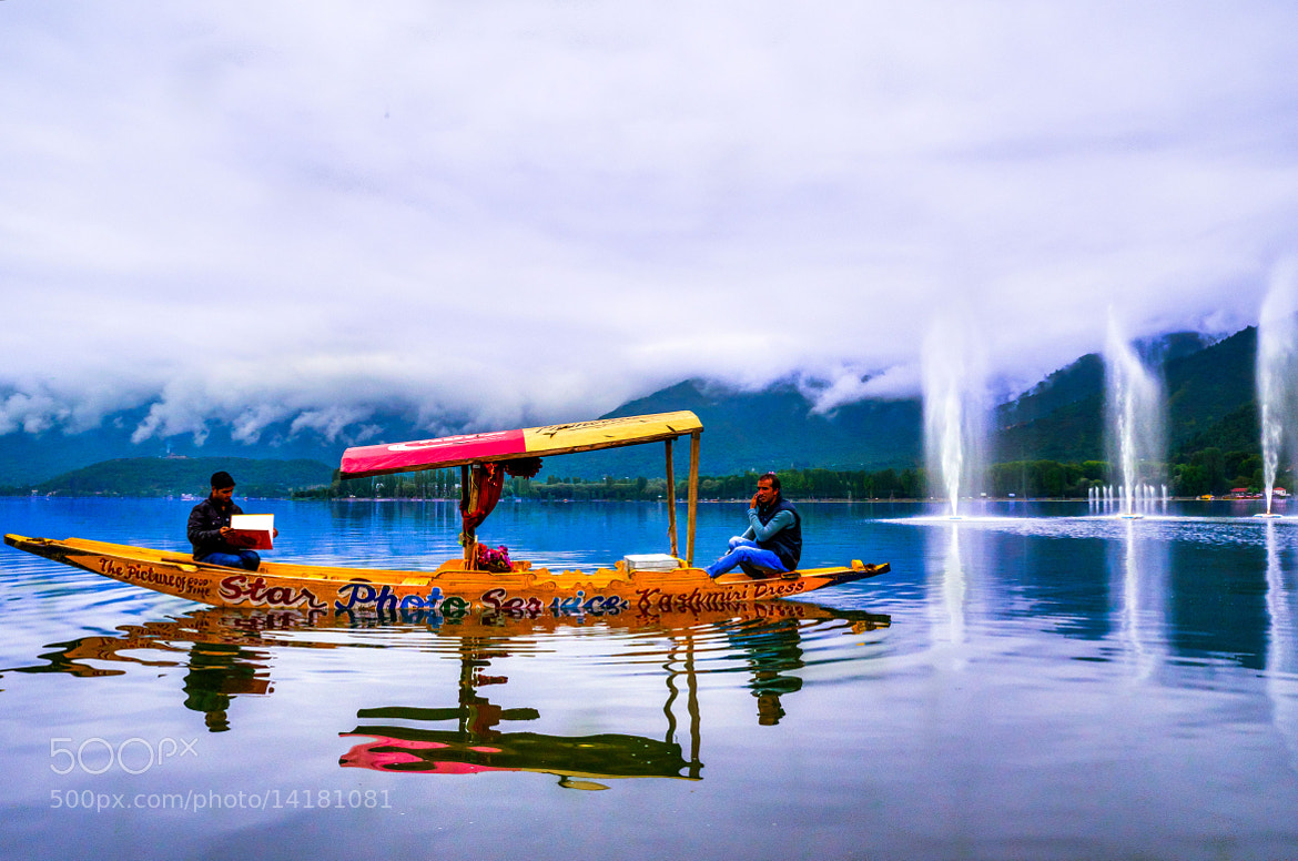 Photograph Dal Lake,Srinagar by Palash K on 500px
