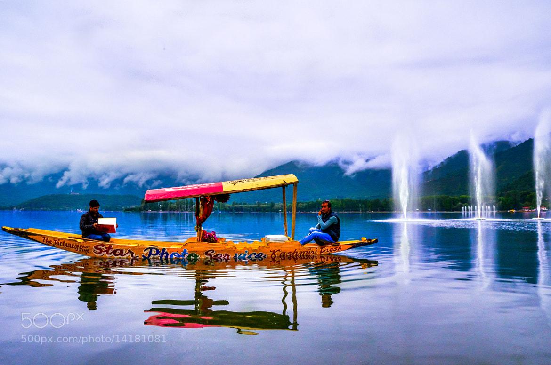Photograph Dal Lake,Srinagar by Palash K on 500px
