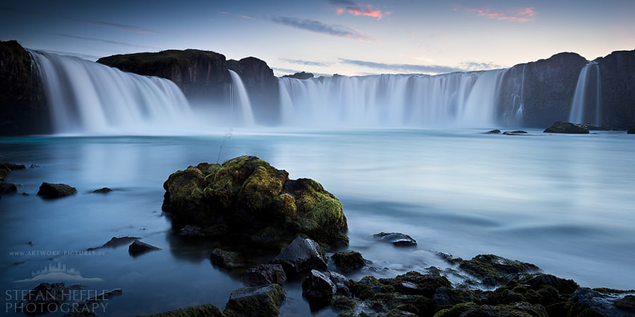 Goðafoss - Waterfall of the Gods by Stefan Hefele on 500px.com