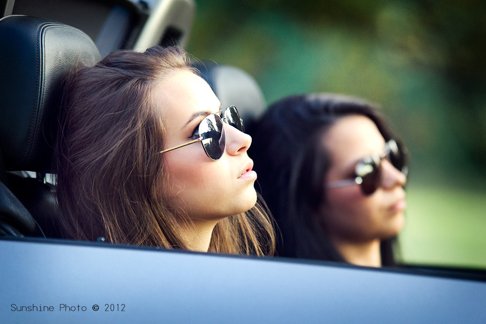 Photograph American girls II by roland kiss on 500px