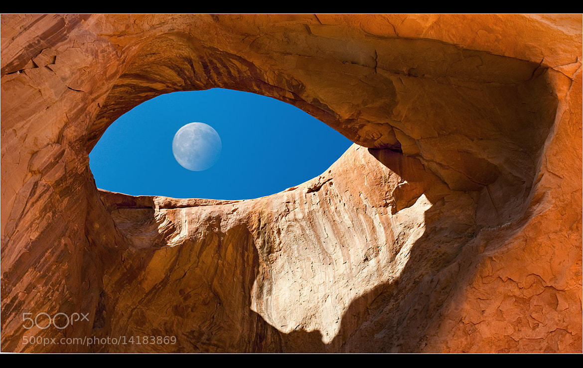 Photograph All-Seeing Eye (Monument Valley, USA) by Yury Pustovoy on 500px
