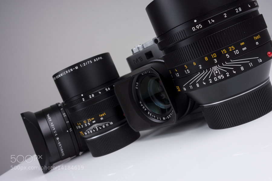 My Happy Leica Family