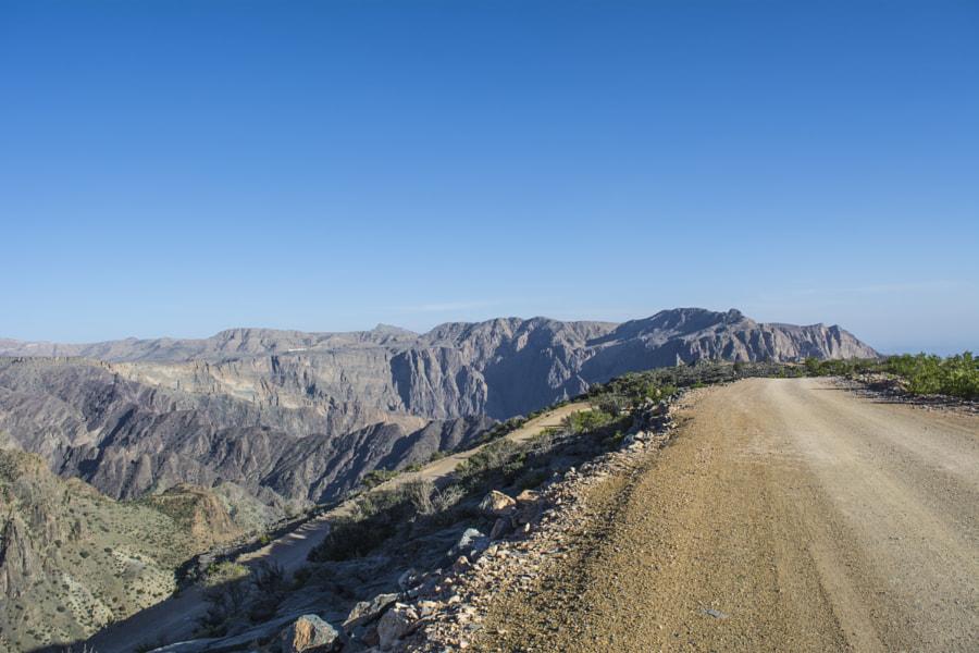 Nice view in Sayq Plateau - Al Jabal Al Akhdar