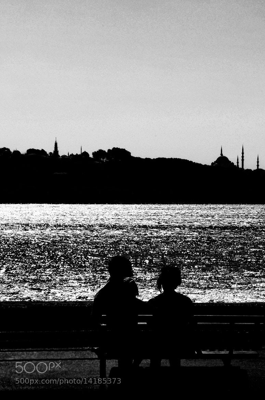 Photograph Romance at the Bosphorus. by Saad Salem on 500px