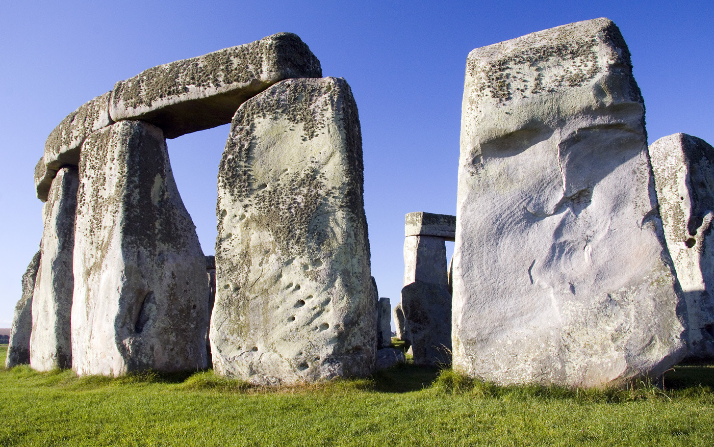 Photograph The face of Stonehenge by Tony Oliver on 500px