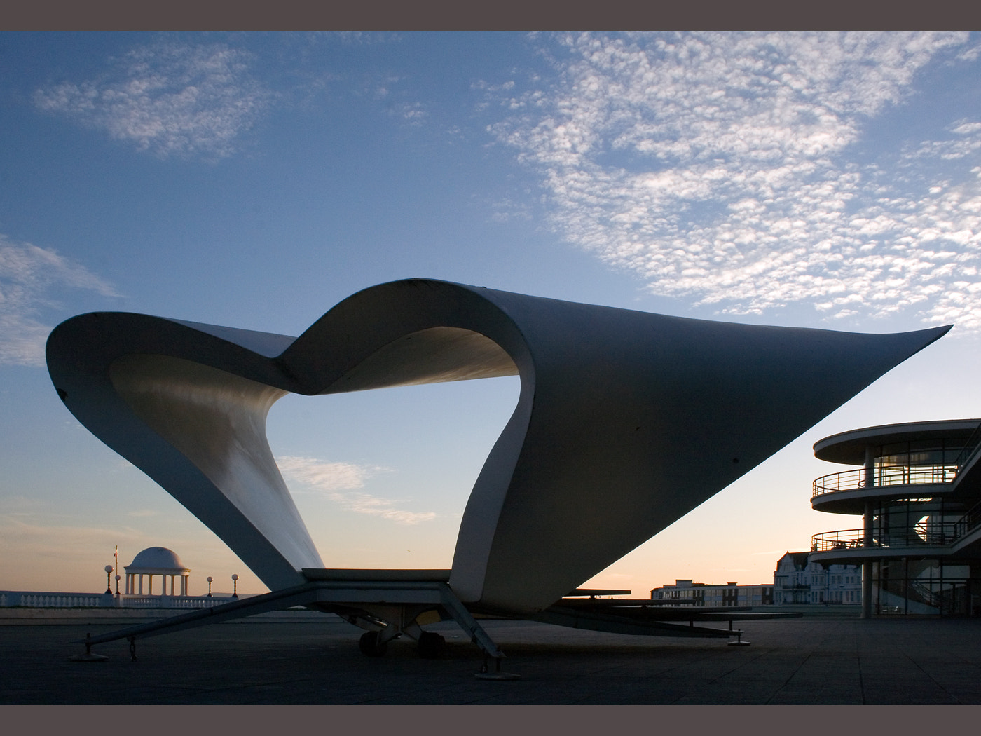 Photograph Bexhill, Architecture by Tony Oliver on 500px