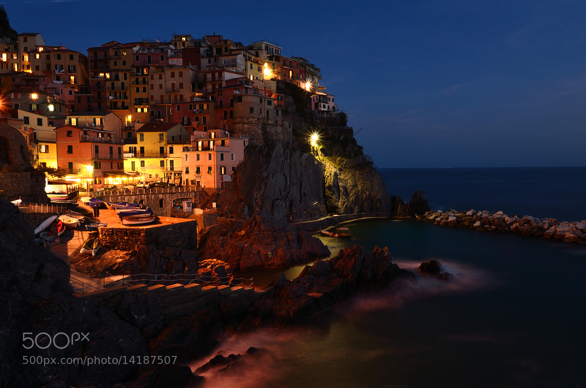 Photograph Manarola by Csilla Zelko on 500px