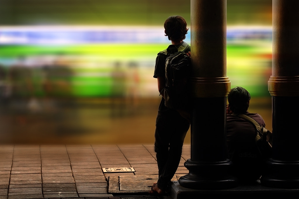Photograph First day in the city by Anuchit Sundarakiti on 500px