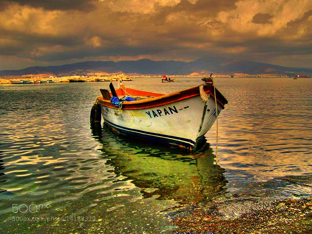 Photograph Sandal by Metin Canbalaban on 500px