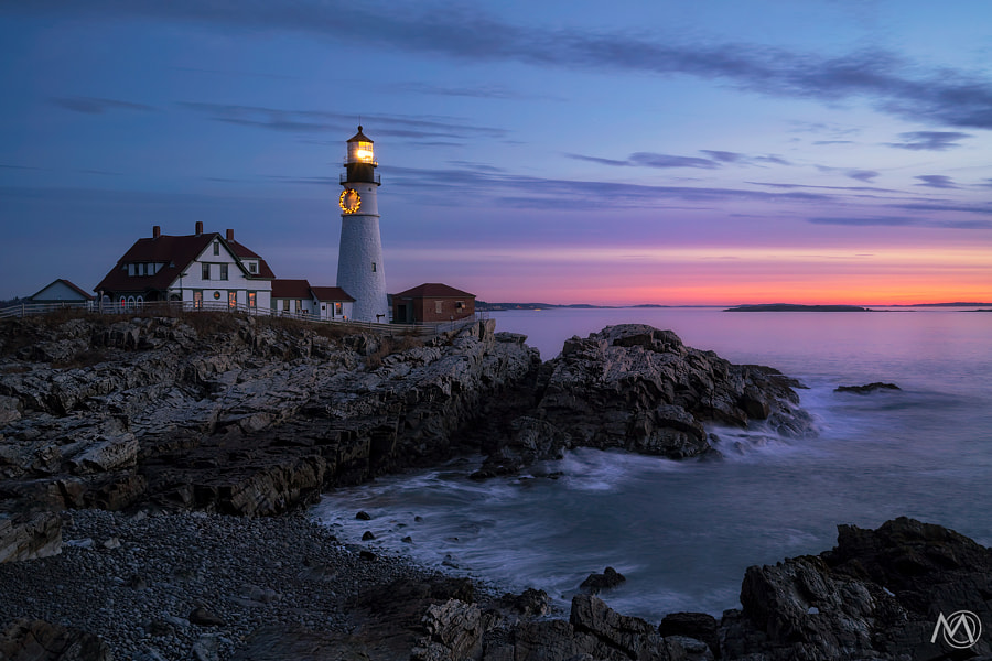 Portland Light by Mike Orso on 500px.com