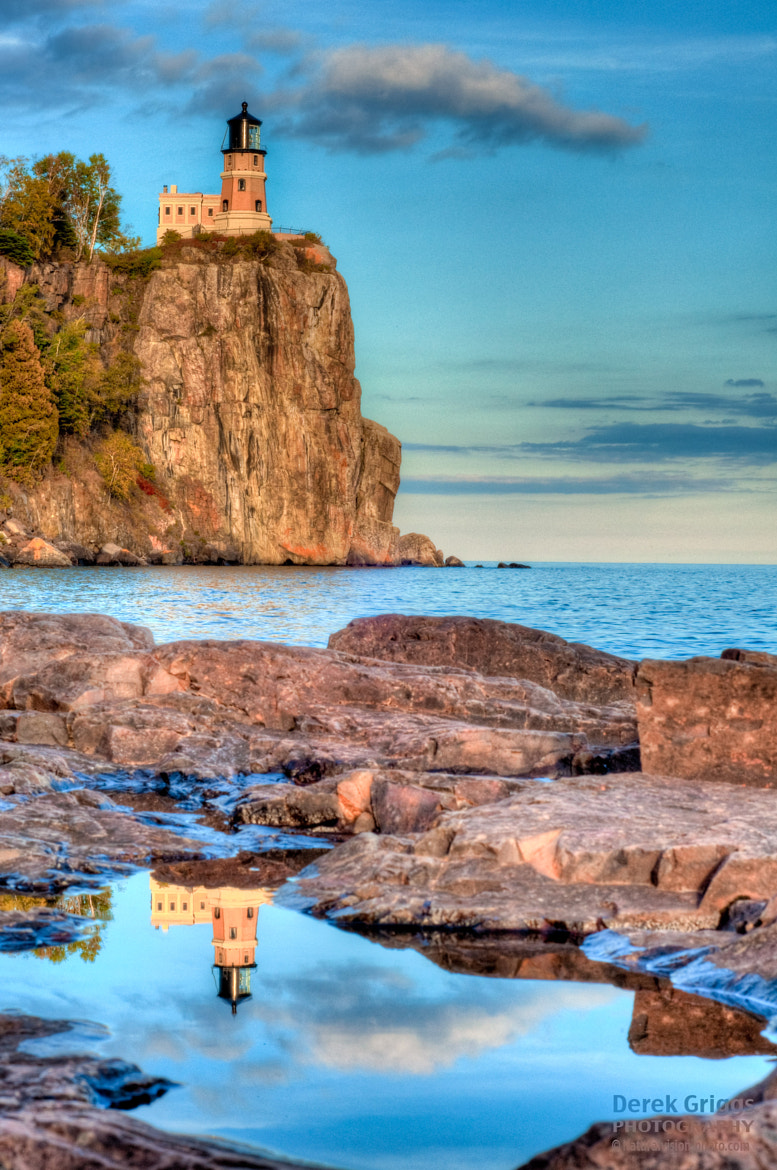 Photograph Split Rock Lighthouse by Derek Griggs on 500px