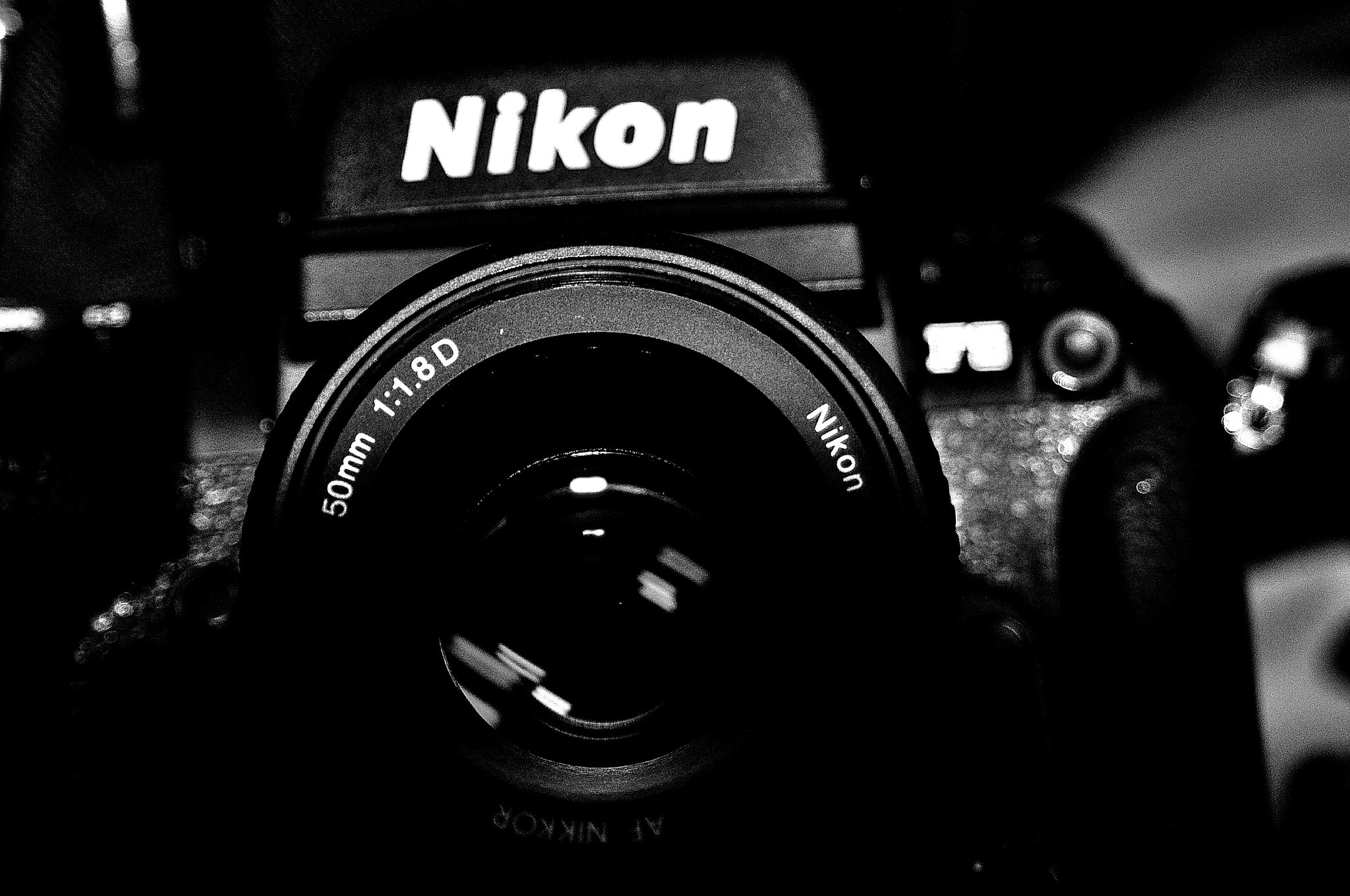 Photograph Nikon F5 by Antonio Alberto Rodriguez Martinez on 500px