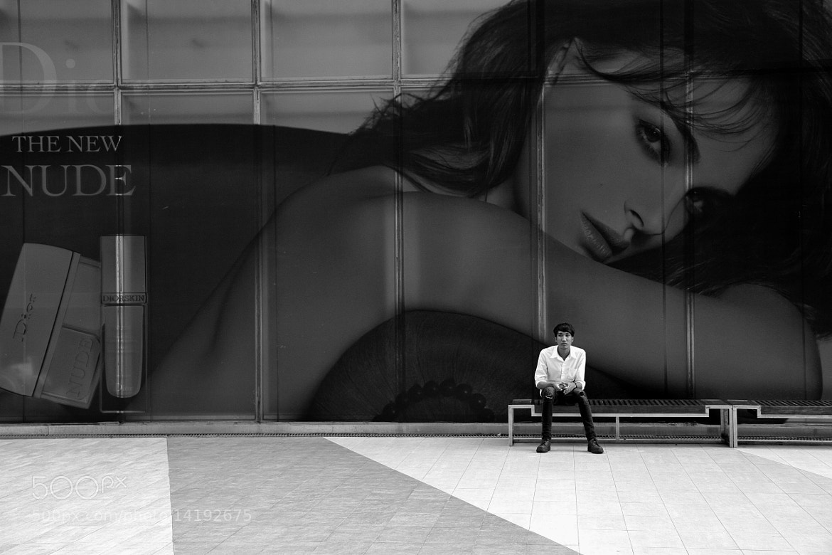 Photograph she and him by Georgie Pauwels on 500px