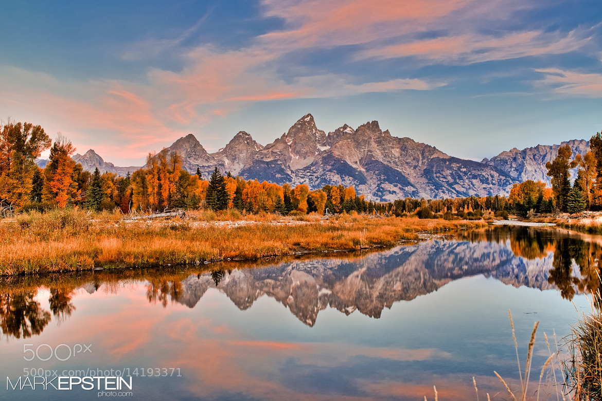 Photograph Schwabacher's Landing at Sunrise by Mark Epstein on 500px