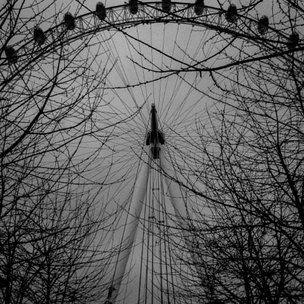 london eye, Panasonic DMC-FS6