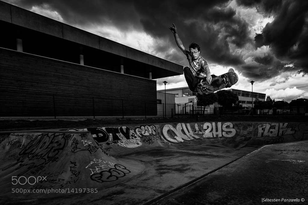 Photograph Rider on the storm by Sébastien Panzarella on 500px
