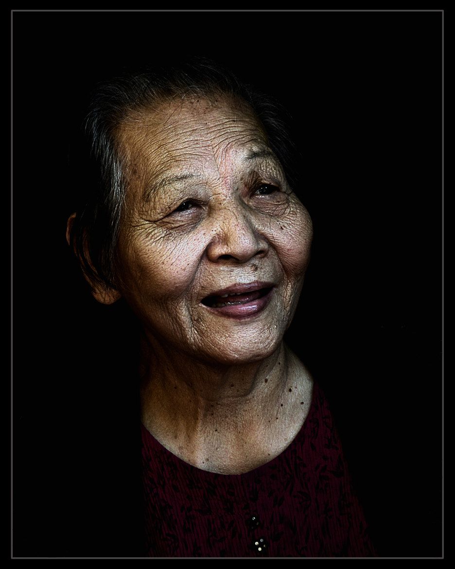 Photograph An Old Women by Tapas Majumder on 500px